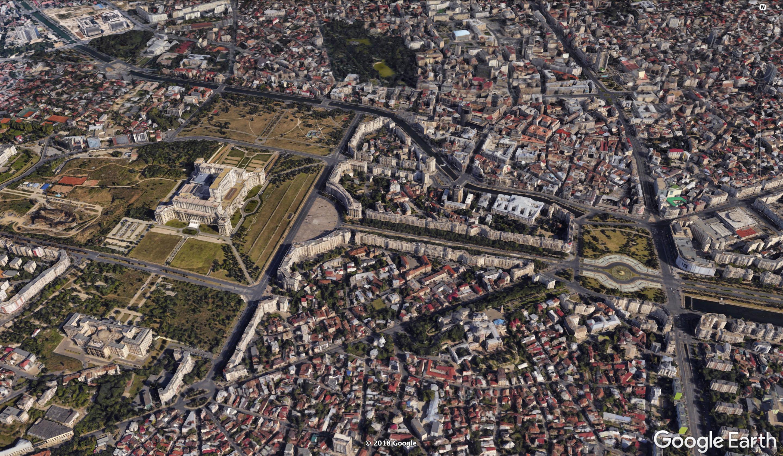 Bucharest Civic Center