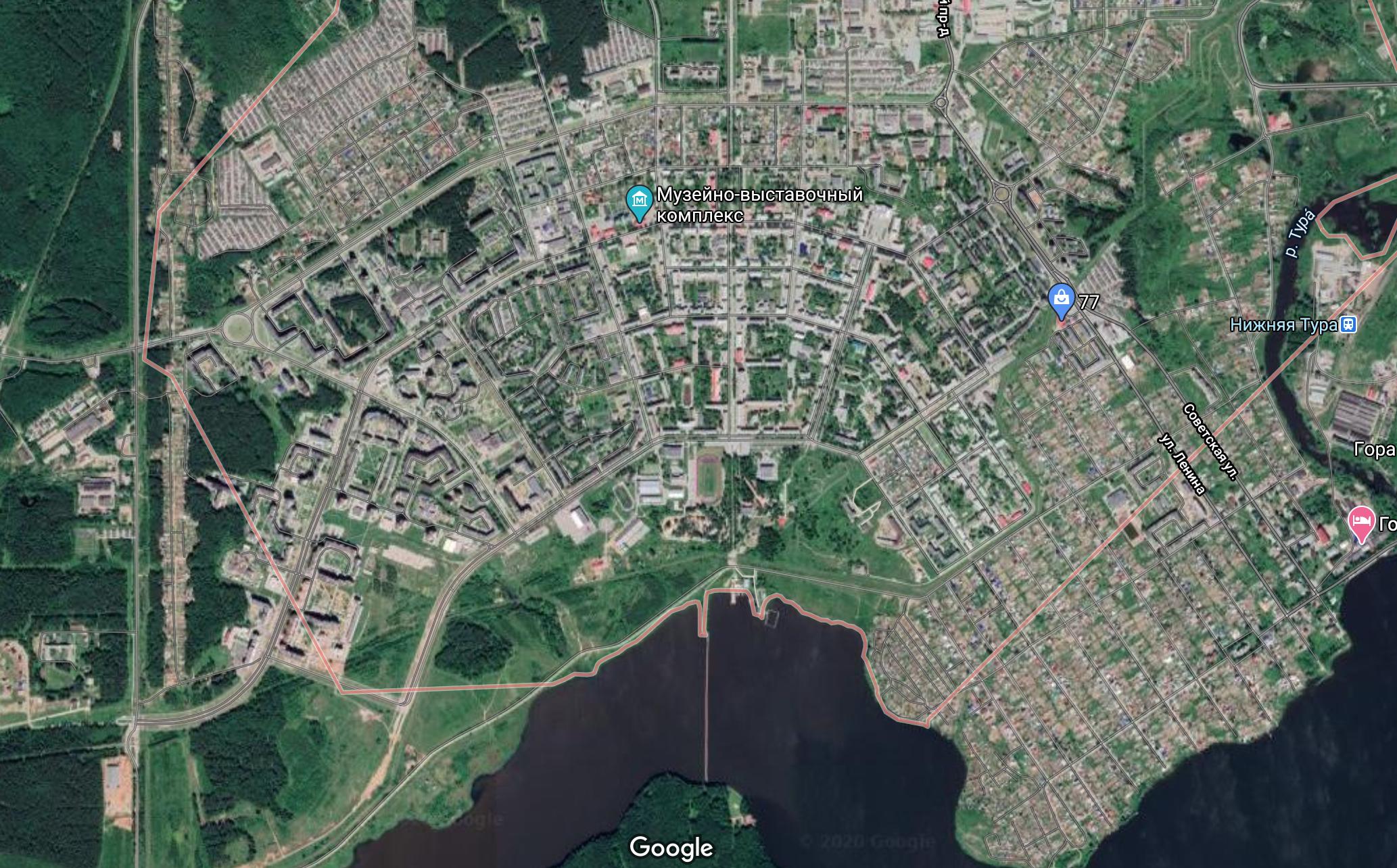 Sverdlovsk-45, Russia