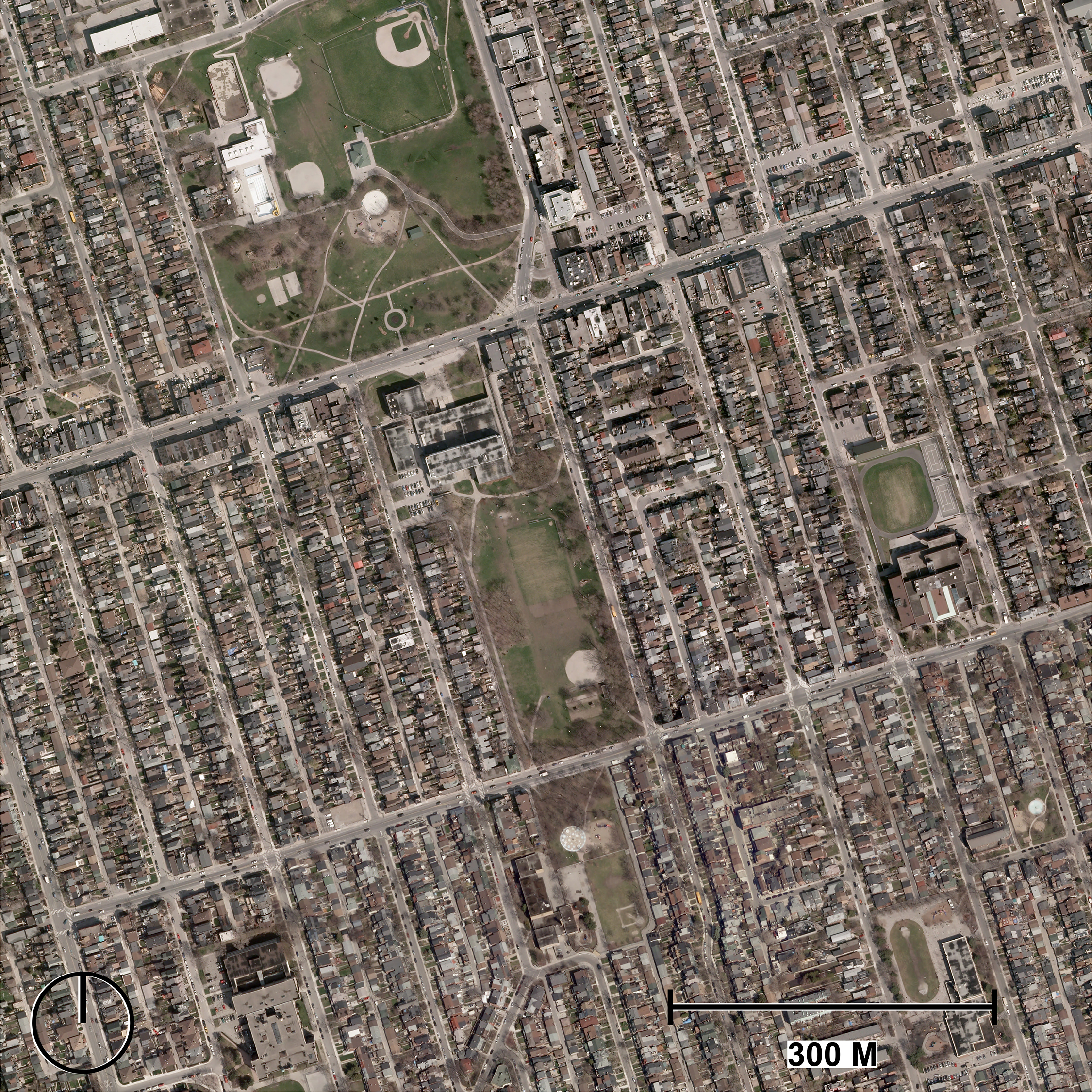 Toronto: Natural Beauty buried under the Colonial Grid