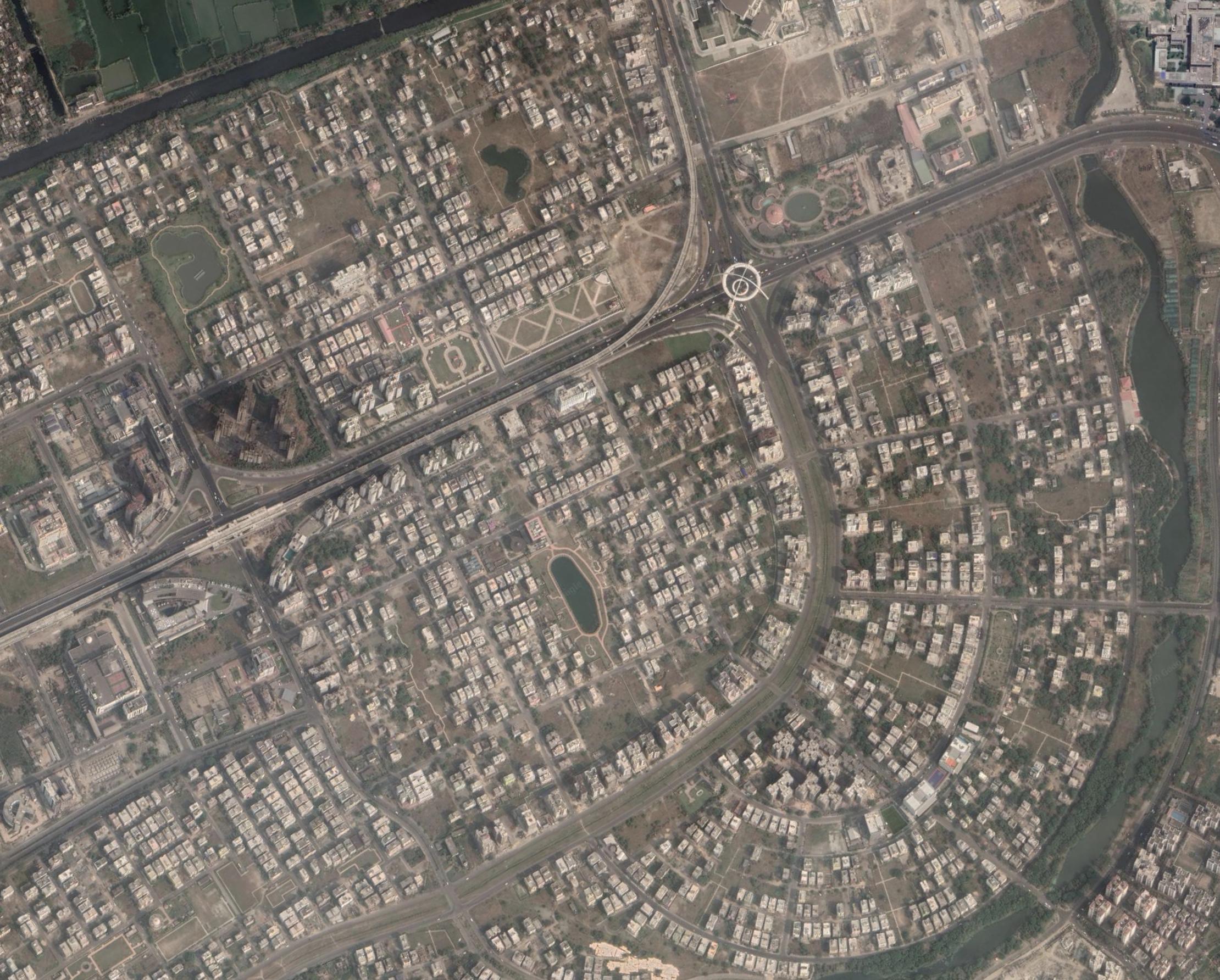 New Town, Kolkata, India
