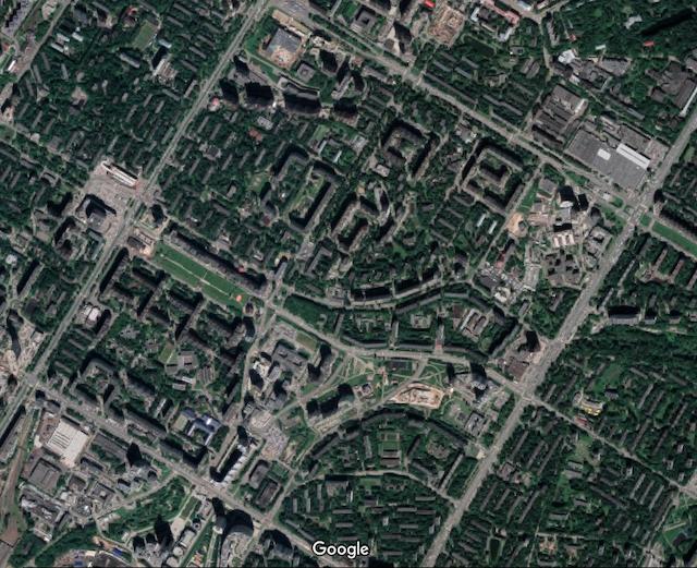Cheremushki, Moscow, Russia