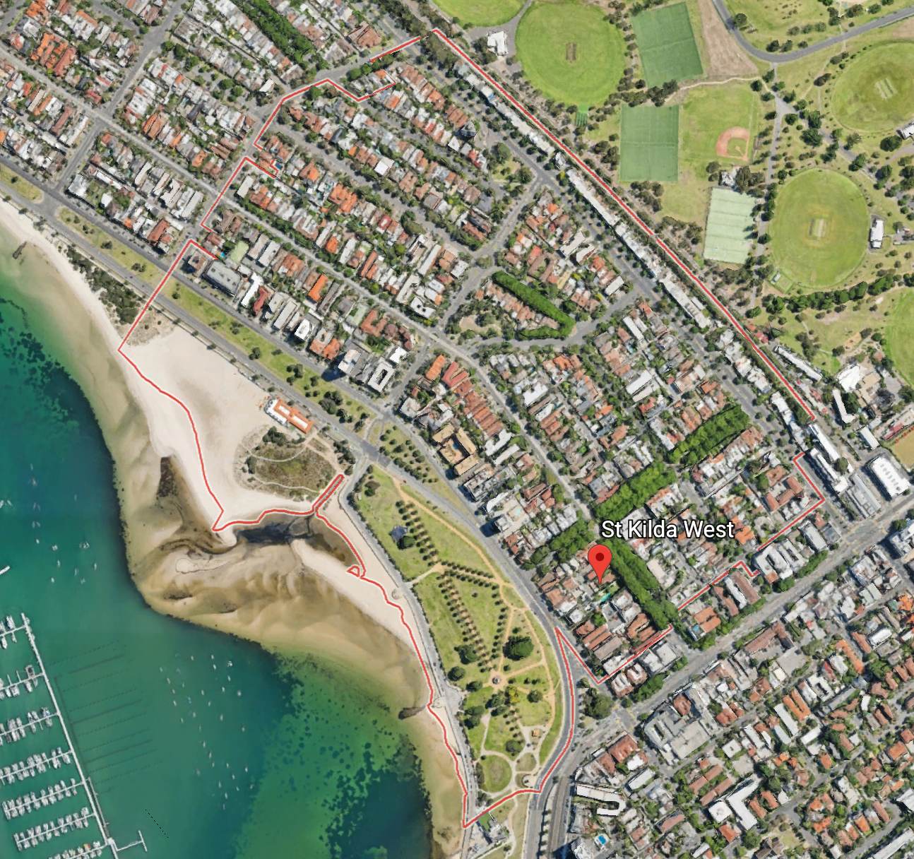 St. Kilda West, Melbourne, Australia