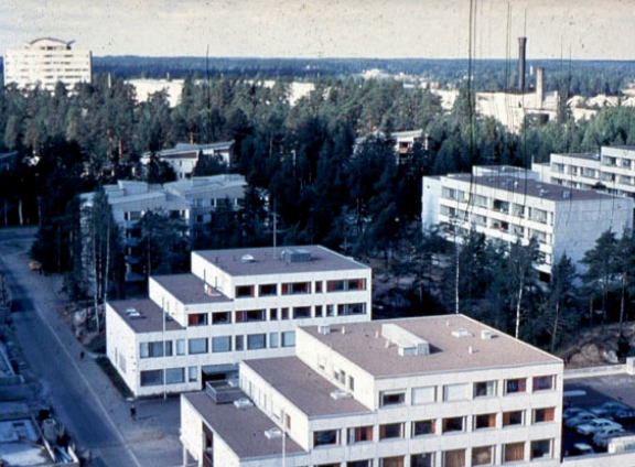 Tapiola, Finland