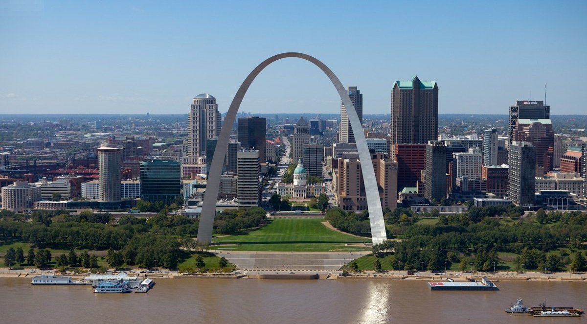 Gateway Arch, St. Louis, United States