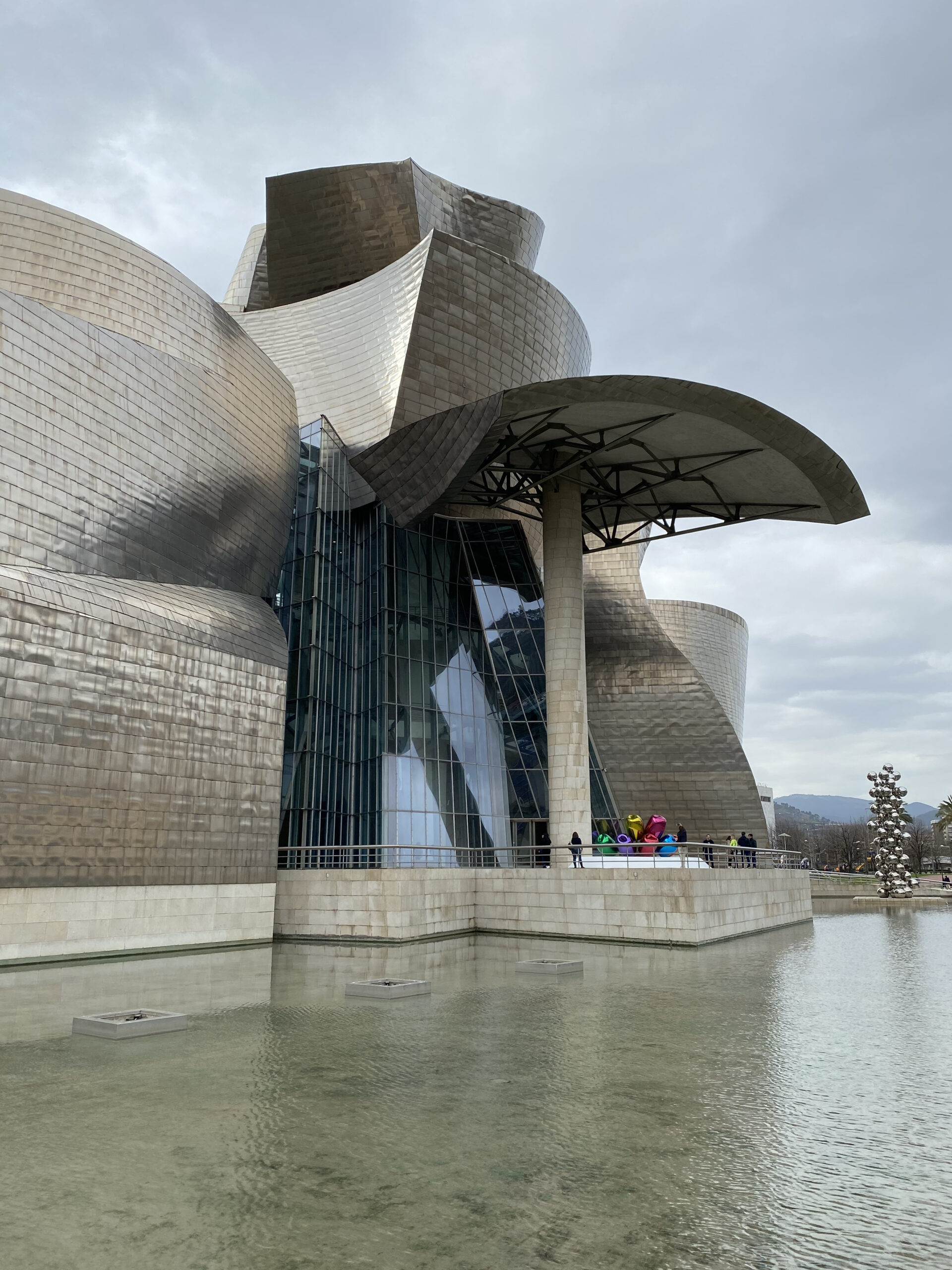 Guggenheim Bilbao, Spain