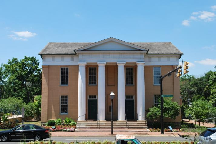 The Lyceum, Alexandria, Virginia