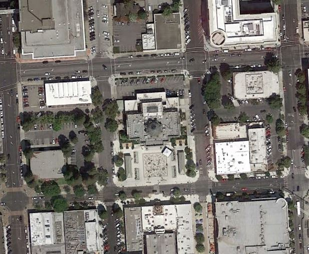Courthouse Square, Redwood City, CA