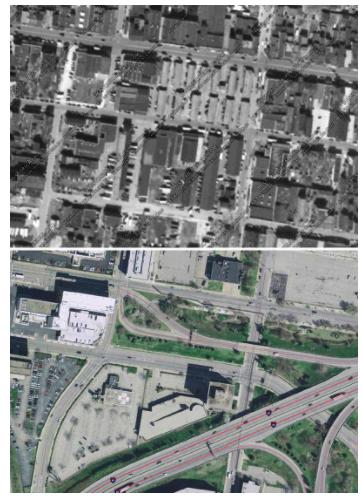 Haymarket vs. I-65 in Louisville, KY