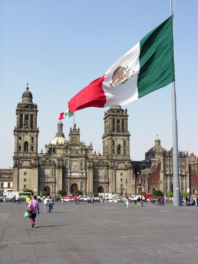 Zócalo, Mexico City, Mexico