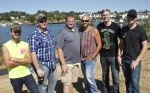 County Line Band with Aaron Lind of Thirsty Cowboy - Country Jam 2016