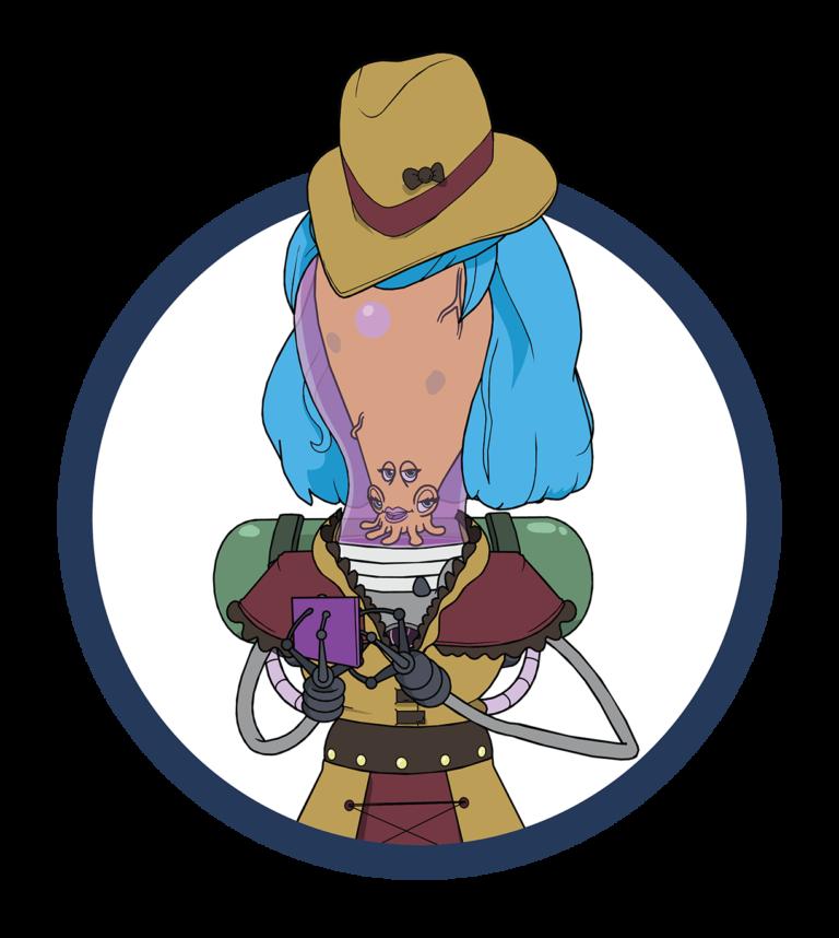 Character Bio: Celeste