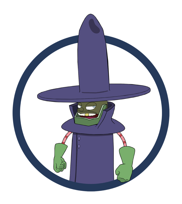 Character Bio: MEET-ME MACK