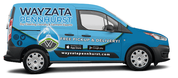 Wayzata Pennhurst Dry Cleaning, Laundry & Garment Experts Delivery Vehicle near me