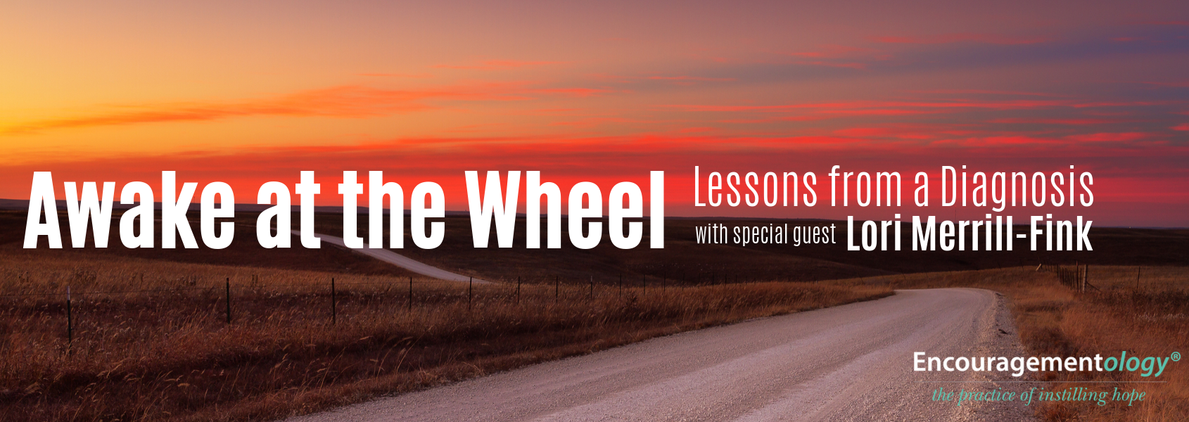 Awake at the Wheel, Lesson from a Diagnosis