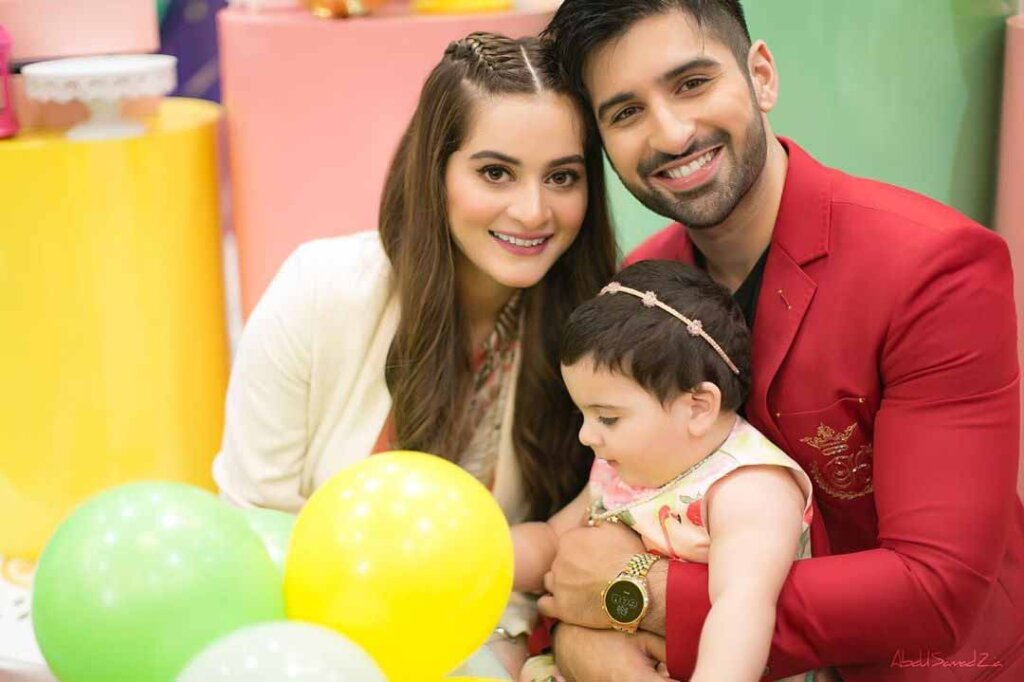 Amal Muneeb First Birthday