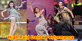 Bollywood Actors & Actresses Dance Performance: