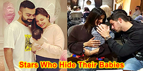 Stars Who Hide Their Babies