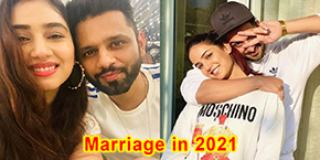 Tv Couples Married in 2021