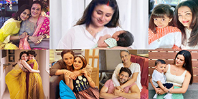 Bollywood Actresses and Their Mothers