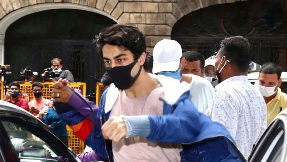 Shahrukh son bail rejected