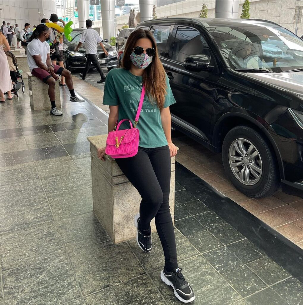 Minal and Ahsan Honeymoon pictures