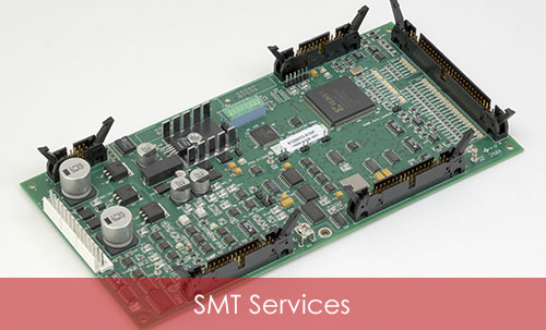 Surface Mount Technology Services - AB Electronics, Inc.