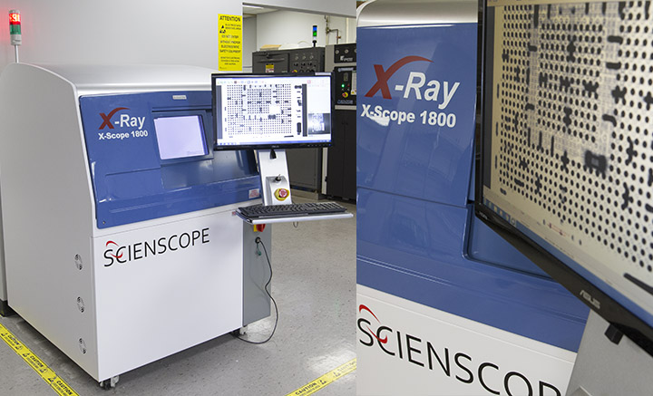 BGA X-Ray AB Electronics, Inc.