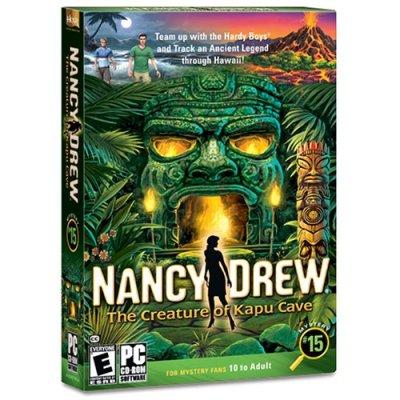 Nancy Drew cover image