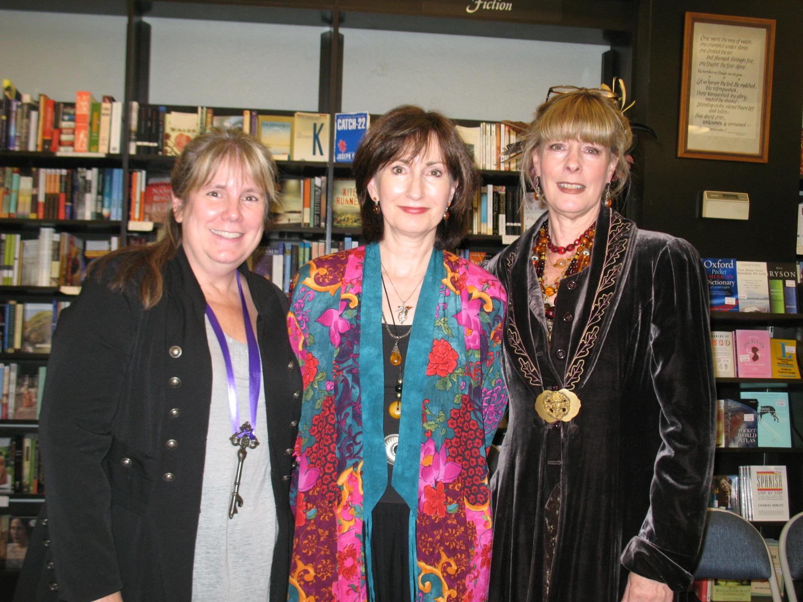 Laura Whitcomb, Susan Fletcher, Pamela Hill image