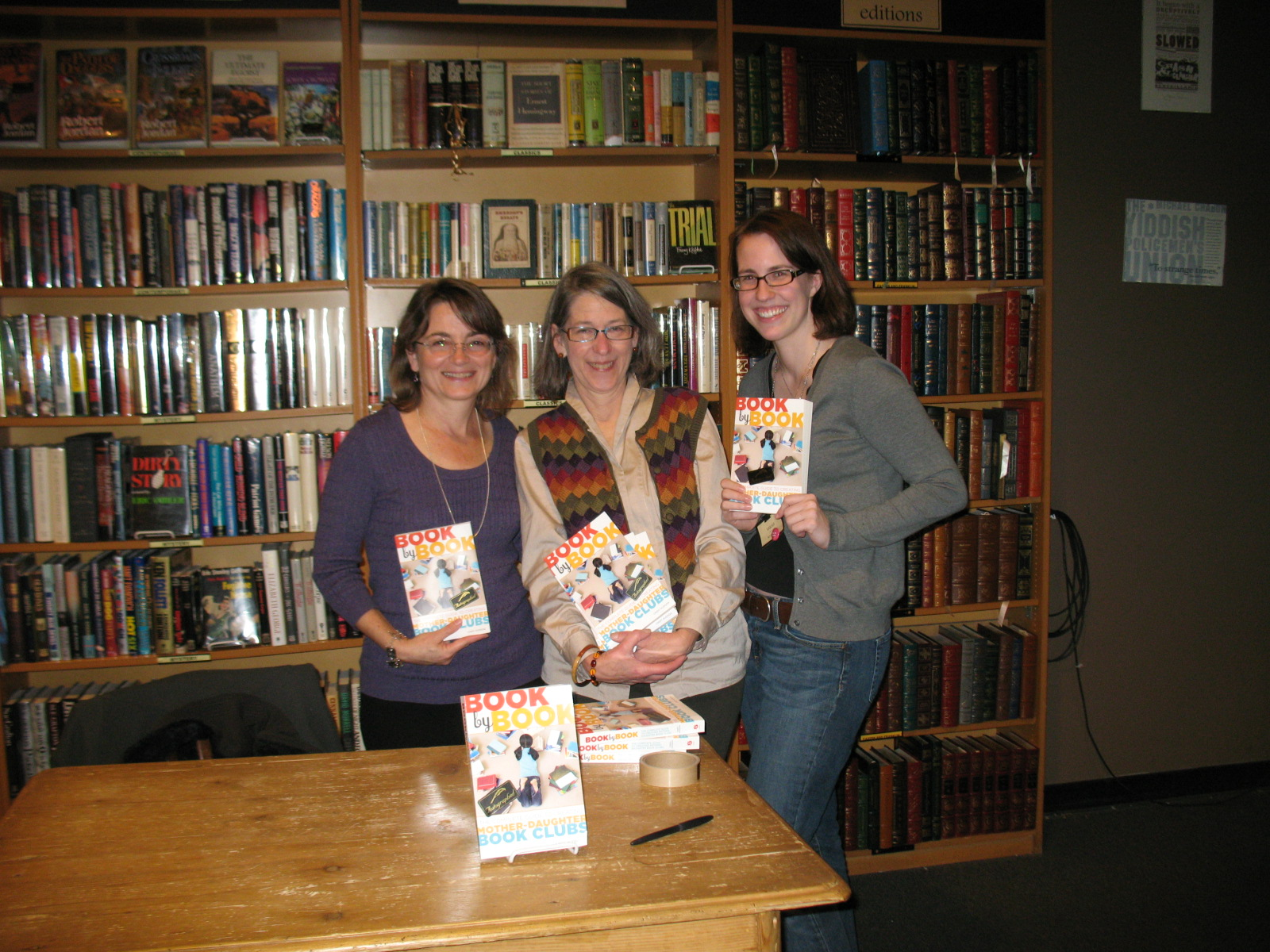 Cindy Hudson at Third Place Books