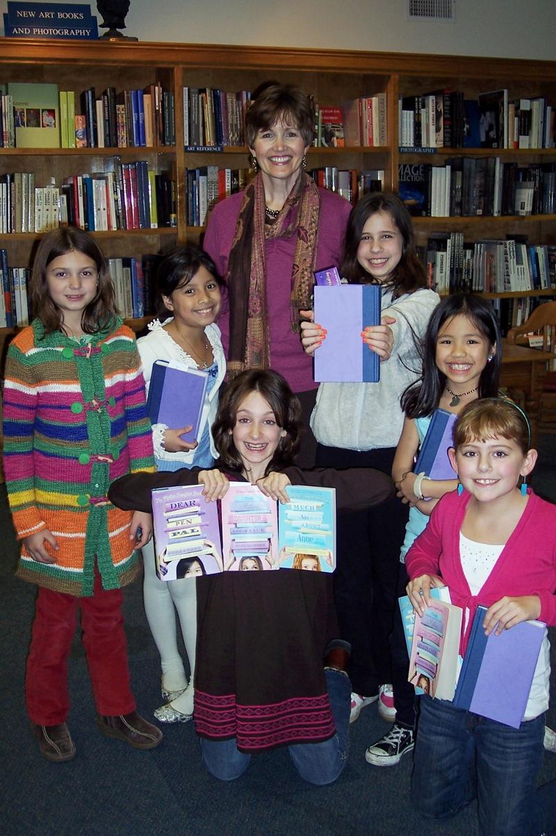 Kim Matthews' Book Club image