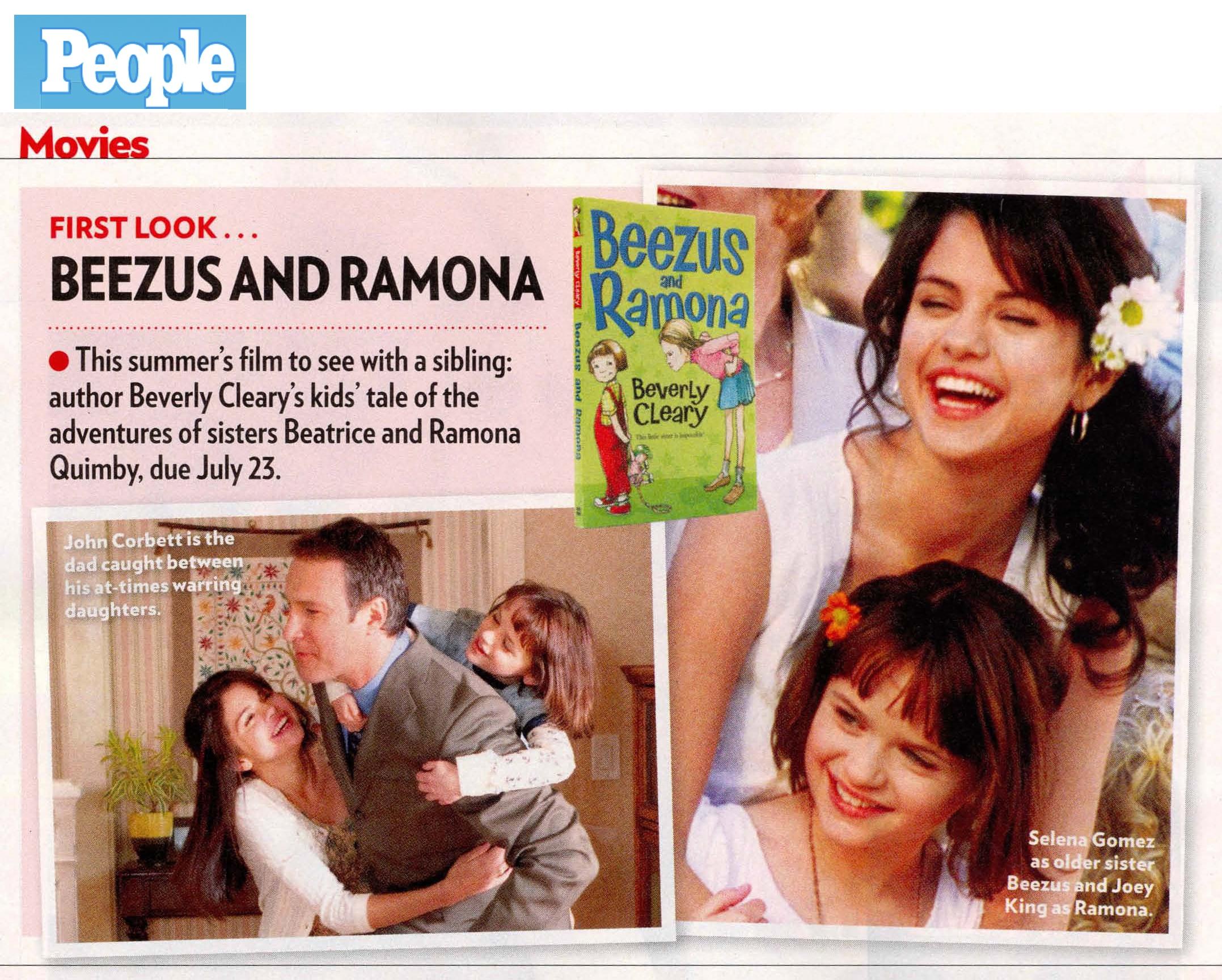 Ramona and Beezus image