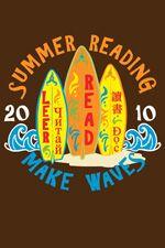 Multnomah County Summer Reading logo 2010