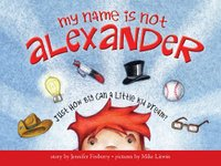 My Name Is Not Alexander cover image