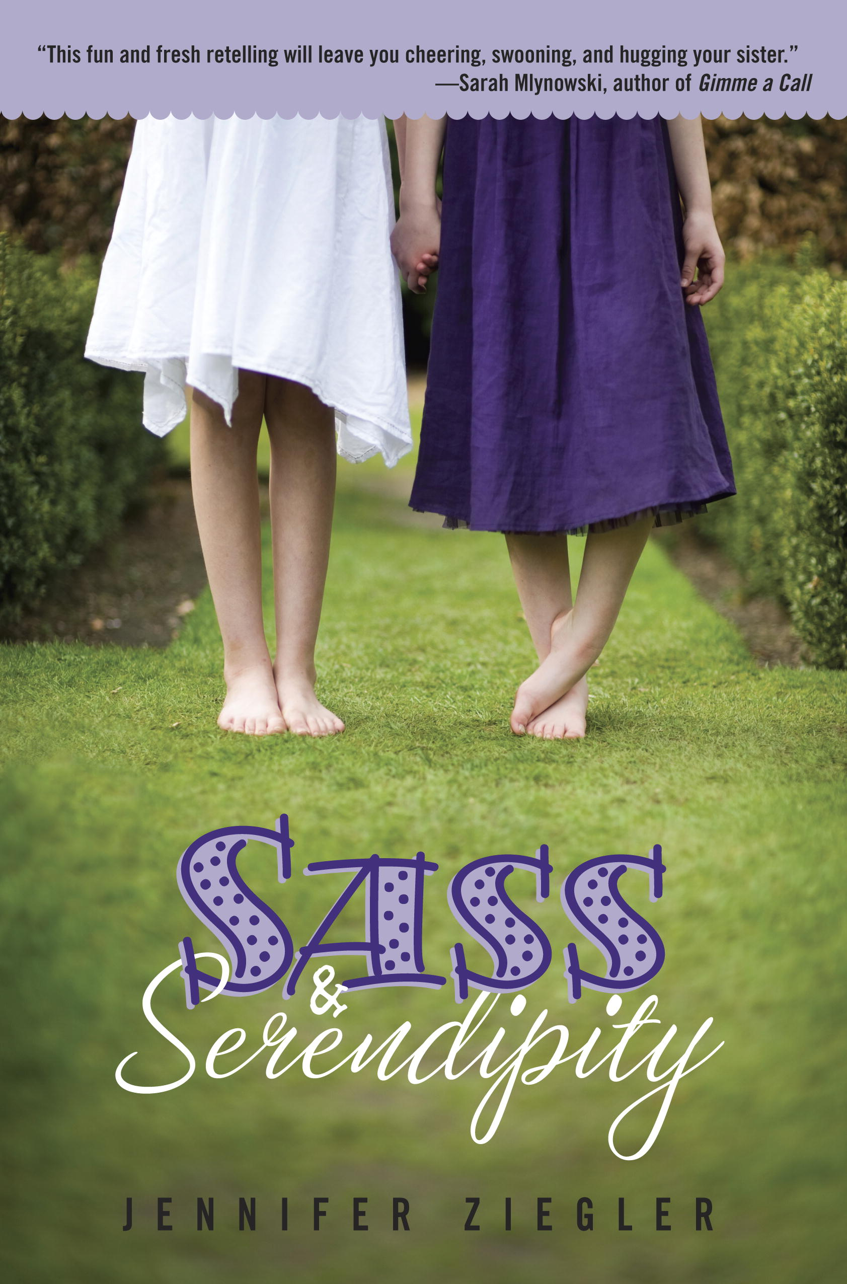 Sass and Serendipity cover image