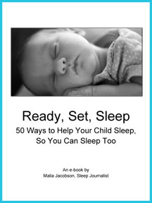 Ready, Set, Sleep cover image