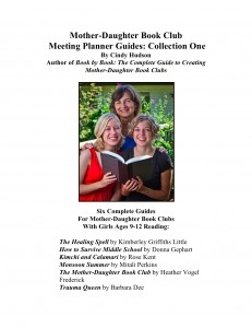Mother Daughte Book Club Meeting Planner Guide eBook cover