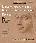 Drawing on the Right Side of the Brain cover image