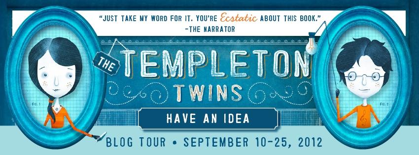 Templeton Twins Blog Tour Banner