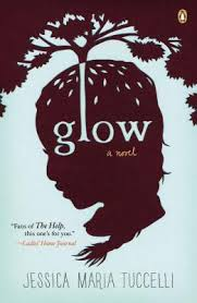 Glow paperback cover image