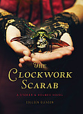 The Clockwork Scarab cover image