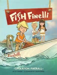 Fish Finelli Operation Fireball cover image