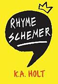 Rhyme Schemer cover image