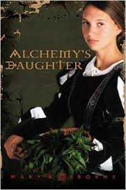 Alchemy's Daughter cover image