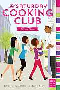The Saturday Cooking Club cover image