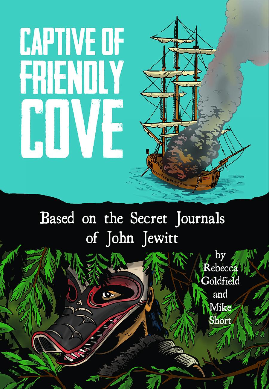 Captive of Friendly Cove comver image