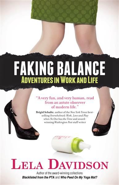 Faking Balance cover image