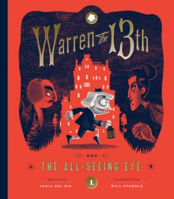 Warren the 13th cover image