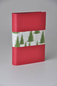 Wrapped book image