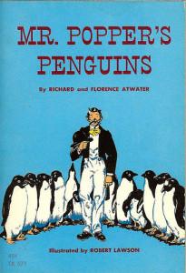 Mr. Popper's Penguins cover image